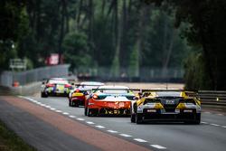 #50 Larbre Compétition Corvette C7.R: Паоло Руберти, Джанлука Рода, Кристиан Поульсен