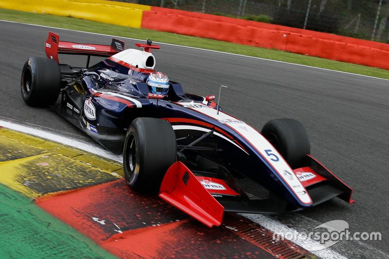 #5 Ніколас Латіфі, Arden Motorsport