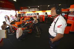 Shuhei Nakamoto, Repsol Honda Team