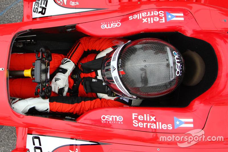 Felix Serralles, Belardi Auto Racing