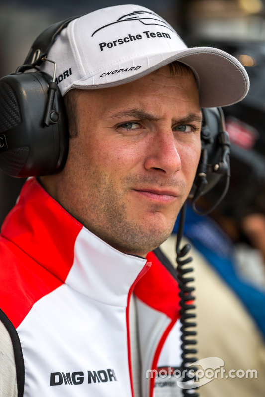 Porsche Team: Nick Tandy