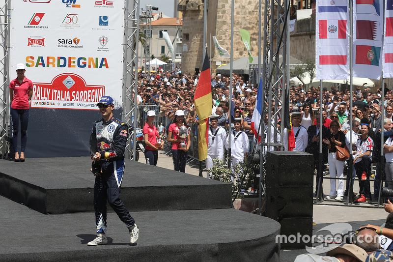 Pemenang balapan, Sébastien Ogier, Volkswagen Motorsport