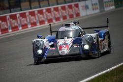 2. #2 Toyota Racing, Toyota TS040 Hybrid: Alexander Wurz, Stéphane Sarrazin, Mike Conway