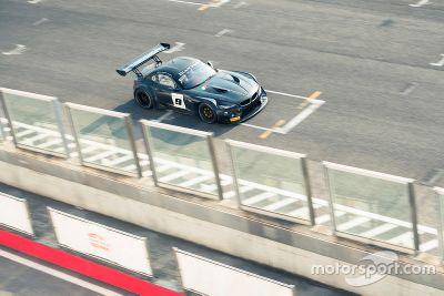 Teste pela ROAL Motorsport