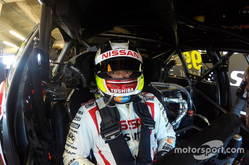 James Moffat, Nissan Motorsport