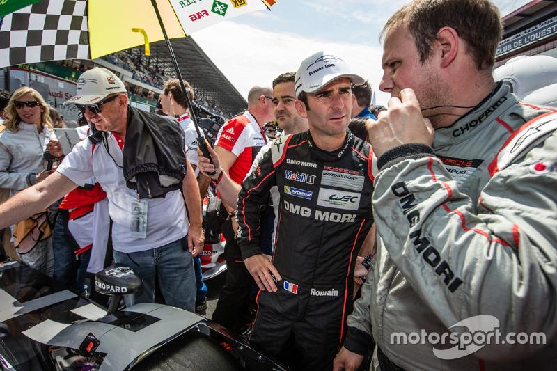 #18 Porsche Team, Porsche 919 Hybrid: Romain Dumas