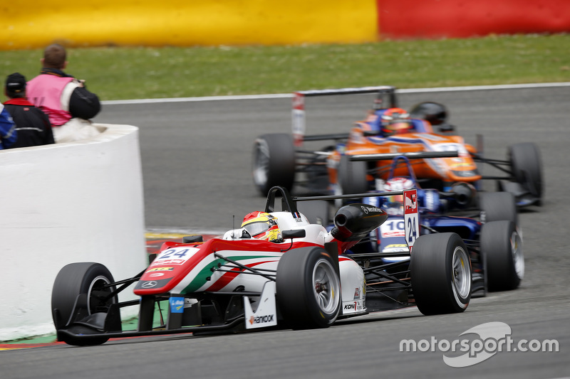 Brdanon Maisano, Prema Powerteam Dallara F312 Mercedes-Benz