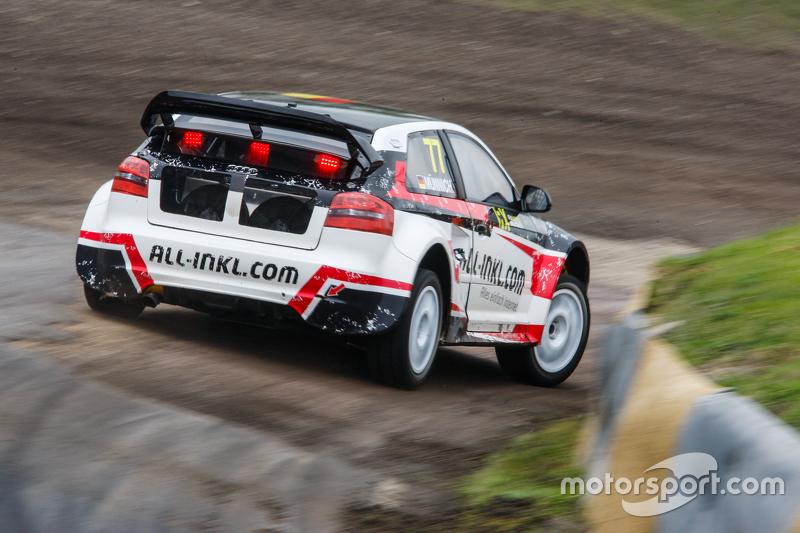 René Münnich, Münnich Motorsport, Audi S3