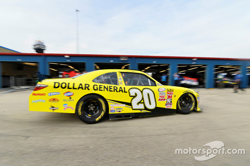 Ross Kenseth, Joe Gibbs Racing Toyota