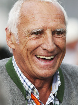 Dietrich Mateschitz, CEO e fundador of Red Bull