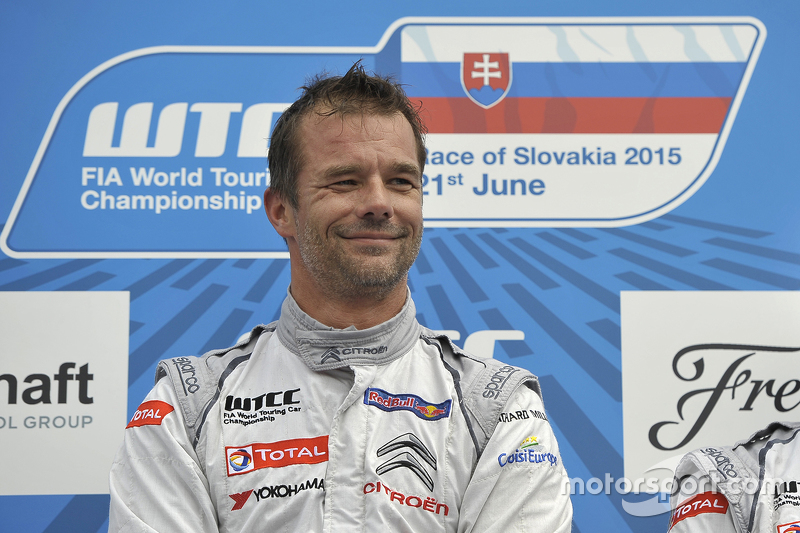 1. Sébastien Loeb, Citroën C-Elysée WTCC, Citroën World Touring Car Team