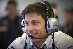 Тото Вольф, Mercedes AMG F1 Team