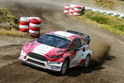 Max Pucher, World RX Avusturya Takımı Ford Fiesta