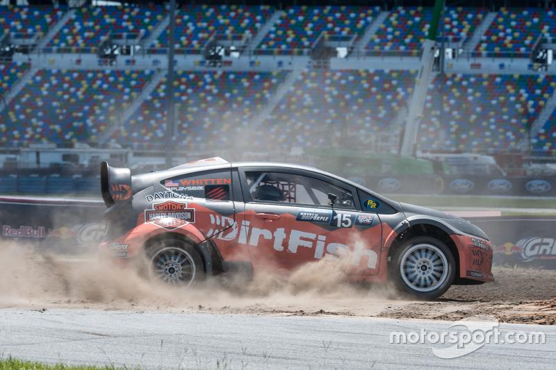 Tanner Whitten, Dirtfish Motorsports, Ford