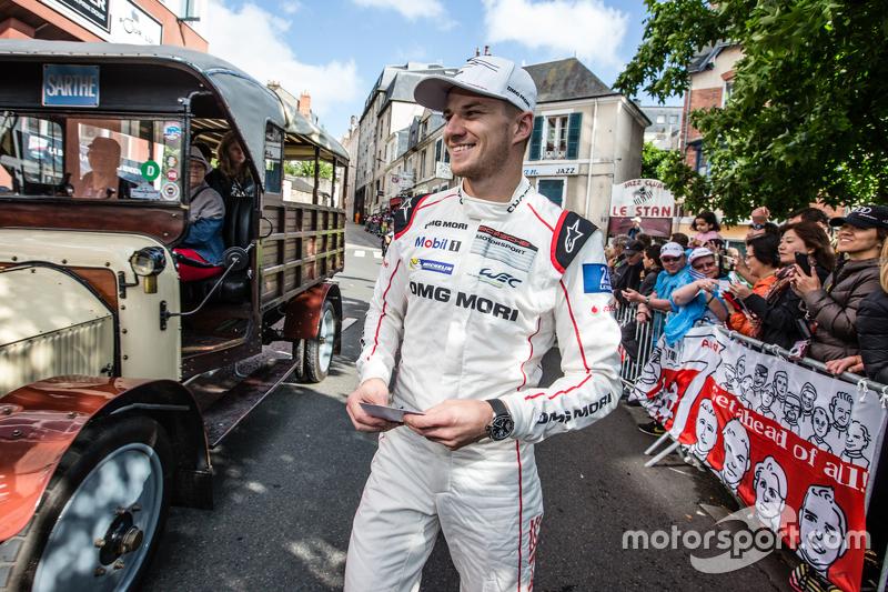 Nico Hulkenberg: 987 dias - Última vitória: 24 horas de Le Mans de 2015