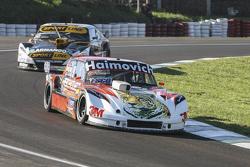 Mariano Werner, Werner Competicion, Ford, und Leonel Pernia, Las Toscas Racing, Chevrolet