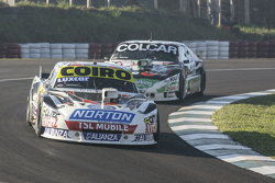 Martin Serrano, Coiro Dole Racing Dodge, dan Gaston Mazzacane, Coiro Dole Racing Chevrolet