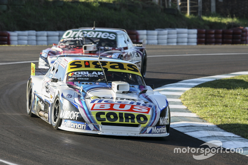 Mauricio Lambiris, Coiro Dole Racing Torino, dan Camilo Echevarria, Coiro Dole Racing Torino