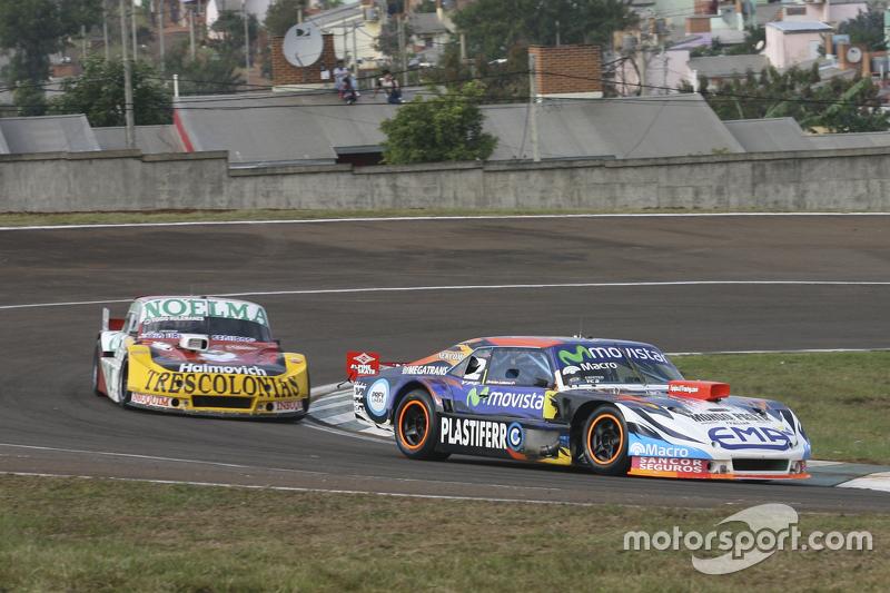 Christian Ledesma, Jet Racing Chevrolet y Nicolas Bonelli, Bonelli Competicion Ford