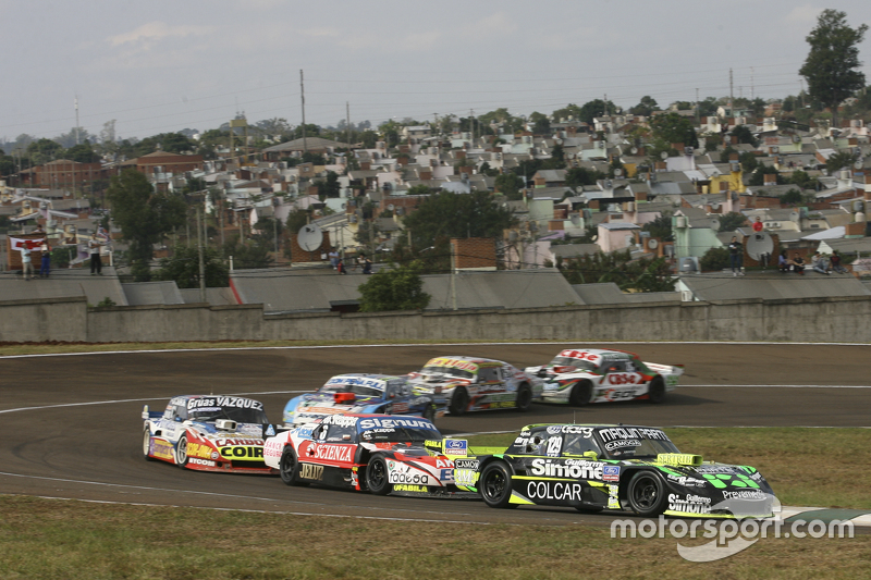 Мауро Галломбардо, Maquin Parts Racing Ford та Гільєрмо Ортеллі, JP Racing Chevrolet та Лайонел Угал