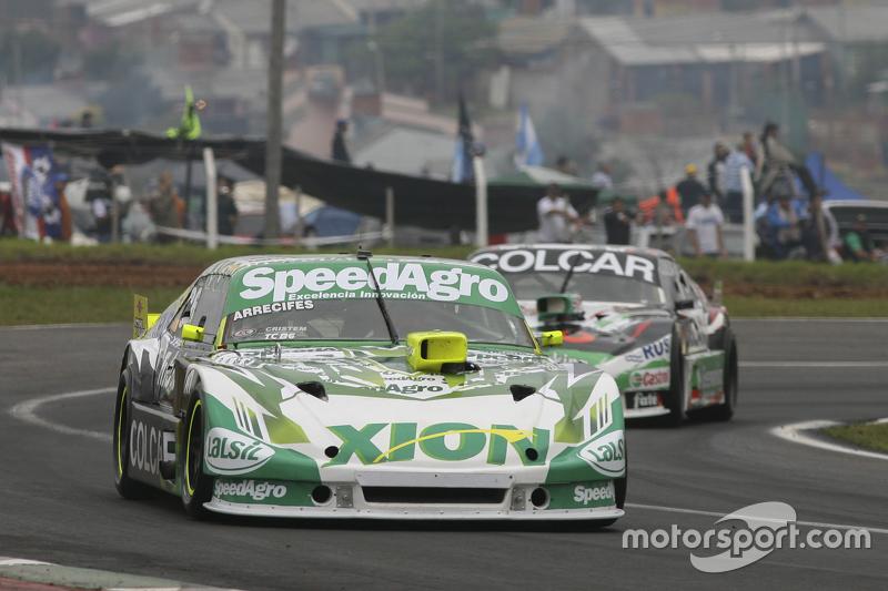 Agustin Canapino, Jet Racing Chevrolet dan Gaston Mazzacane, Coiro Dole Racing Chevrolet