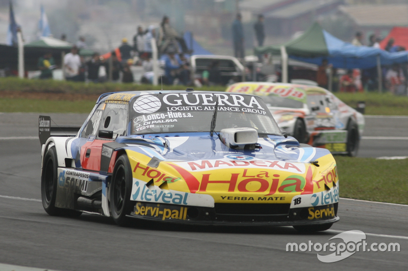 Луїс Хосе де Пальма, Indecar Racing Torino та Серхіо Ало, Coiro Dole Racing Chevrolet