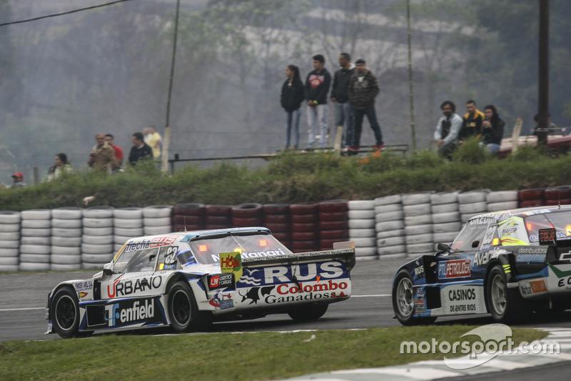 Mauricio Lambiris, Coiro Dole Racing Torino, dan Martin Ponte, RUS Nero53 Racing Dodge
