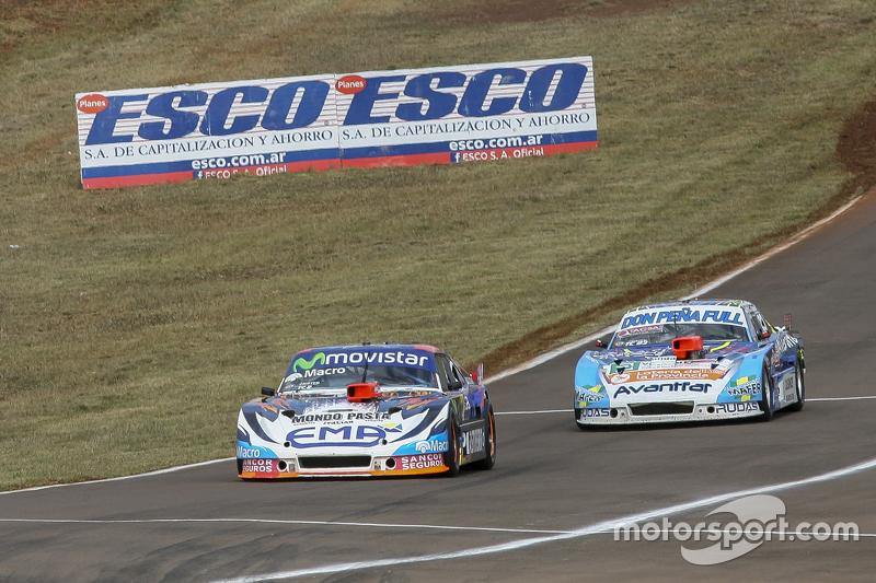 Christian Ledesma, Jet Racing Chevrolet dan Martin Ponte, RUS Nero53 Racing Dodge