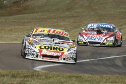 Sergio Alaux, Coiro Dole Racing, Chevrolet, und Guillermo Ortelli, JP Racing, Chevrolet