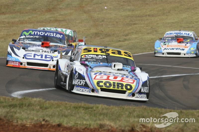 Mauricio Lambiris, Coiro Dole Racing Torino ve Christian Ledesma, Jet Racing Chevrolet ve Nicolas Bo