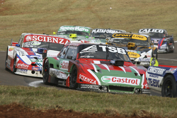 Jose Manuel Urcera, JP Racing Torino and Matias Jalaf, Alifraco Sport Ford