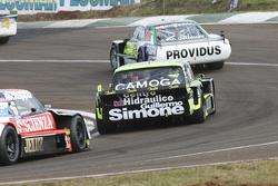 Emiliano Spataro, UR Racing Dodge dan Mauro Giallombardo, Maquin Parts Racing Ford dan Guillermo Ort