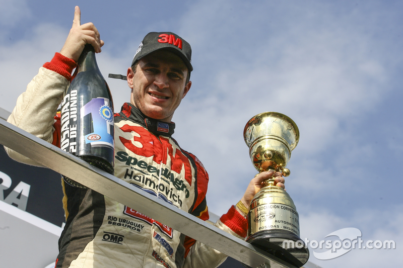 Race winner Mariano Werner, Werner Competicion Ford
