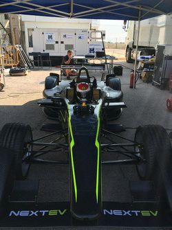 Team China Racing teste un nouveau bloc propulseur