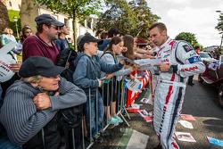 #22 Nissan Motorsports Nissan GT-R LM NISMO: Michael Krumm
