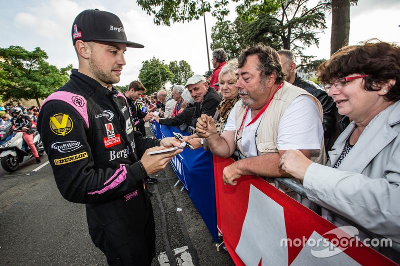 #34 OAK Racing, Ligier JS P2: Laurens Vanthoor