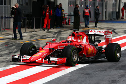 Антонио Фуоко, Ferrari SF15-T