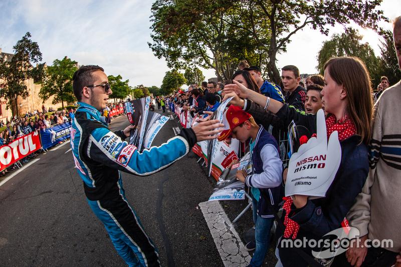 #29 Pegasus Racing Morgan LM P2: Leo Roussel