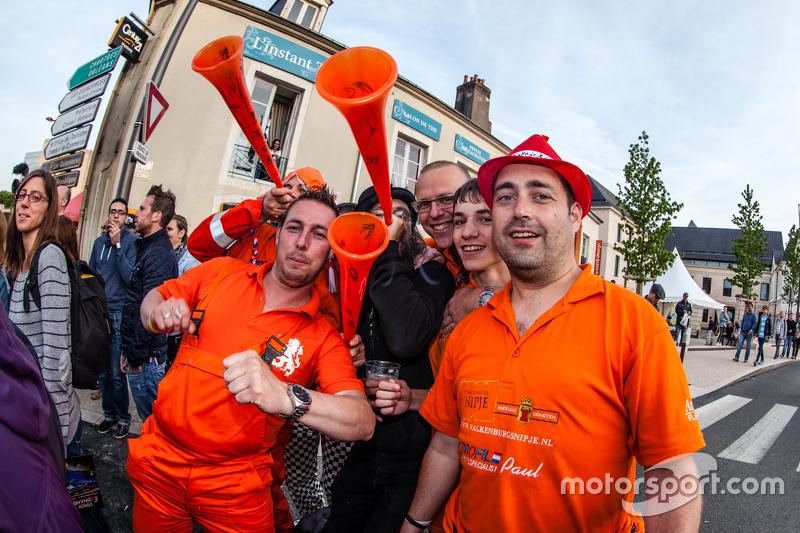 Illustre Fans aus den Niederlanden