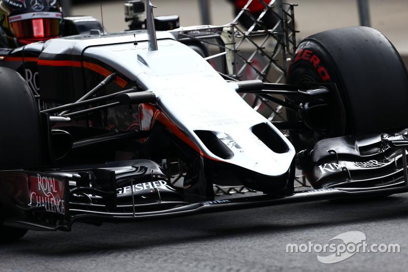 Force India F1 VJM08 2015 року