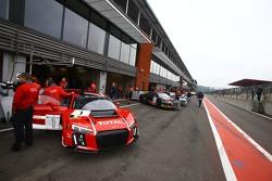 #1 Belgian Audi Club Team WRT Audi R8 LMS Ultra: Рене Раст, Лауренс Вантор, Маркус Вінкелхок