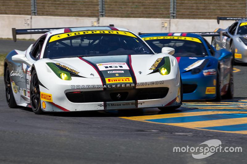 #161 Boardwalk, Ferrari 458: Jean-Claude Saada