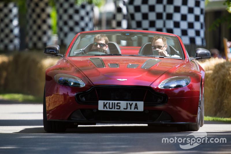 Aston Martin S V12