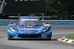 #90 VisitFlorida.com Racing Corvette DP: Richard Westbrook, Michael Valiante