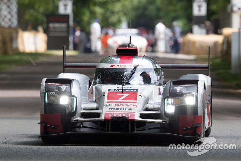 Audi R18 etron quattro - Andre Lotterer