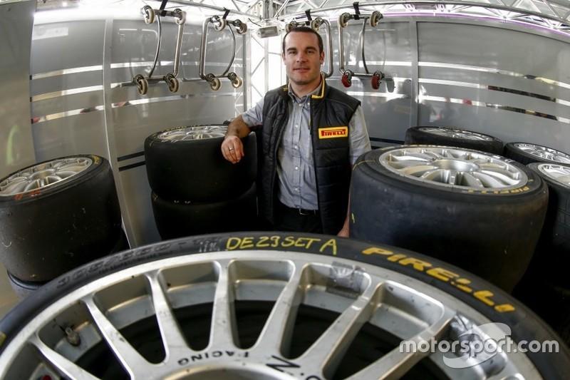 Jonathan Wells, diretor da Pirelli na Stock Car