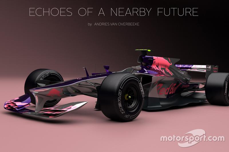 Onafhankelijk Formule 1-ontwerp (2015)