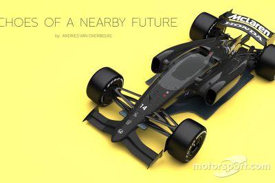 F1 Tasarım Konsepti