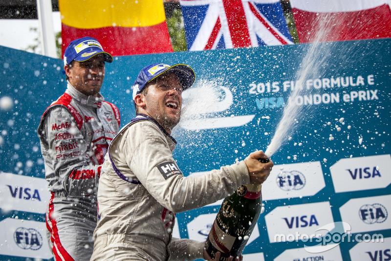 Переможець Сем Бьорд, Virgin Racing