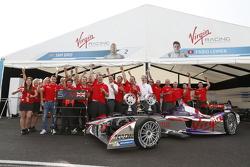 Фабио Ляймер и Сэм Берд, Virgin Racing